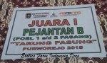 Cover Piagam Juara Kontes Kambing Etawa_Cakra Buana Purworejo  Mei 2015